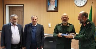 المقاومة الإيرانیة تكشف النقاب عن منشأة جديدة لصنع القنابل النووية