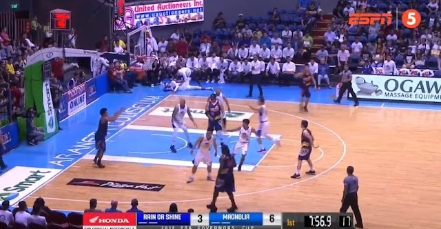 Video Playlist: Magnolia vs ROS game replay 2018 PBA Governors' Cup
