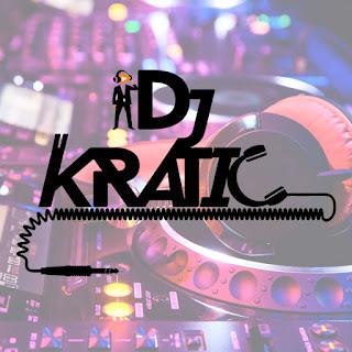 Logo y merchandising para DJ KRATIC