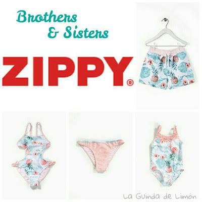 c5d274467caa6 Hermanos iguales  Brothers   Sisters de Zippy - La Guinda de Limón