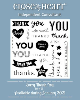 Every Thank You Stamp Set