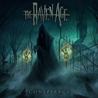 "Το βίντεο των The Raven Age για το ""Betrayal of the Mind"" από το album ""Conspiracy"""