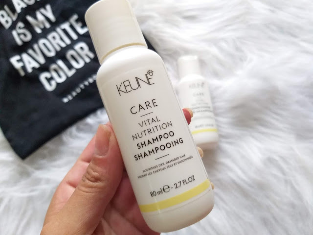 SHAMPOO KEUNE CARE VITAL NUTRITION
