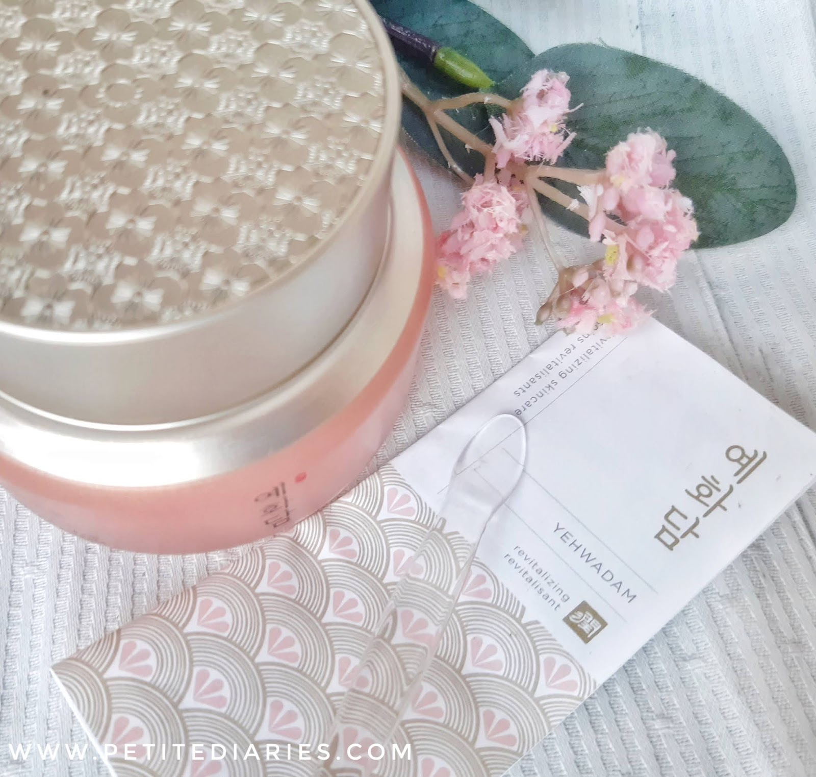 try the faceshop yehwadam revitalizing cream review