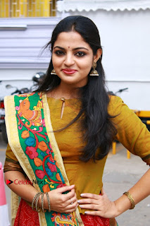 Nikhila Vimal Stills at Panjumittai Audio