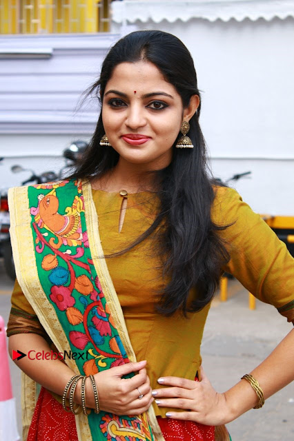 Actress Nikhila Vimal Stills at Panjumittai Audio & Trailer Launch  0001.jpg