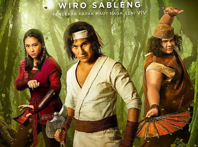 Ulasan Film: Wiro Sableng Pendekar Kapak Maut Naga Geni 212