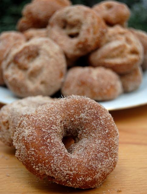 Roscos Fritos de Pedrera