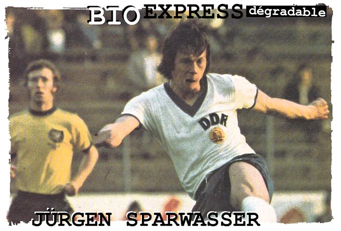 BIO EXPRESS DEGRADABLE. Jürgen Sparwasser.