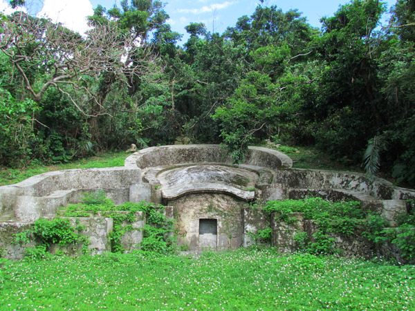 「okinawa turtle back tomb」の画像検索結果