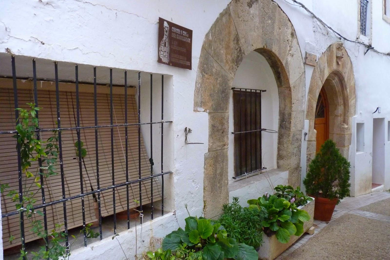 Calle de la Cárcel, Requena.