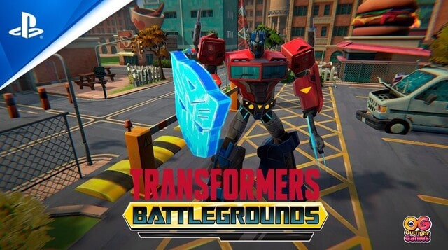 Transformers Battlegrounds Download Highly Compressed