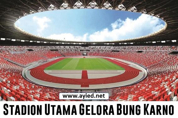 Stadion Utama Gelora Bung Karno, Jakarta