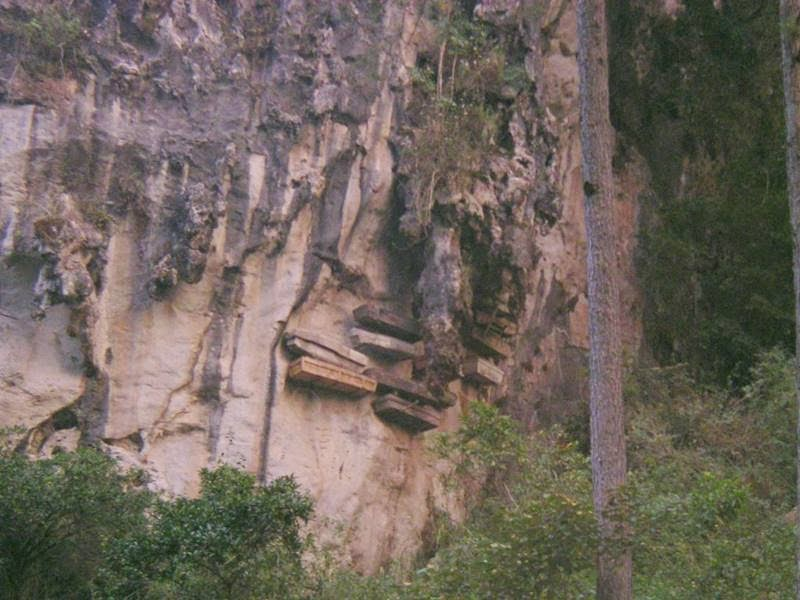 The Hanging Coffins | Unusual Sagada Cemetery