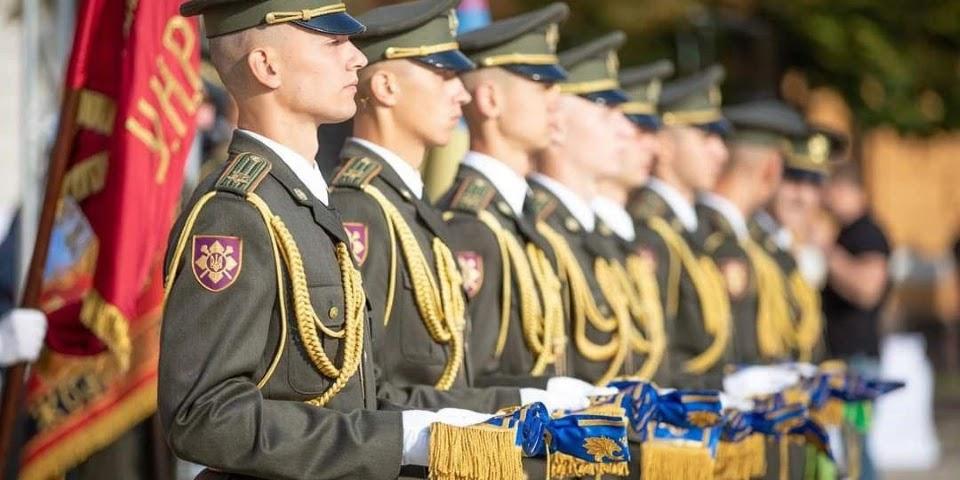 Присвоєні почесні найменуванння бригадам та полкам ЗСУ