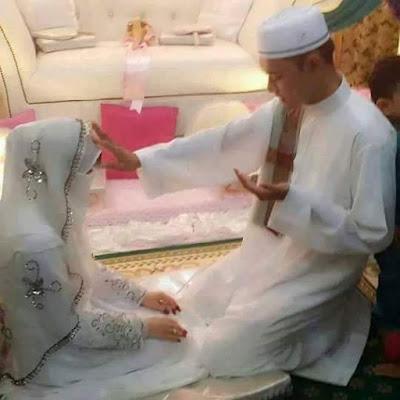 Indahnya Punya Istri Yang Sholehah
