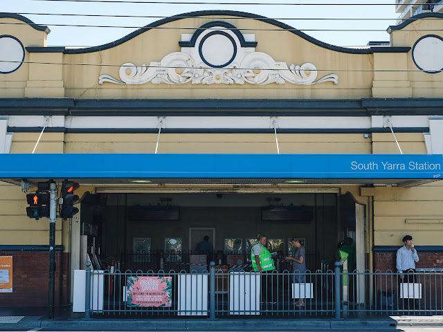 サウス・ヤラ駅(South Yarra Station)