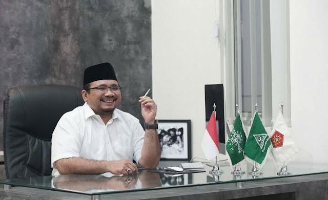 Habib Rizieq Komentari Gus Muwafiq, Yaqut Ansor: MRS Ini Siapa?