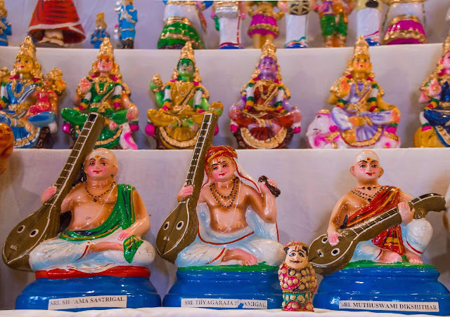 Dasara Doll display extravaganza at Kesariya