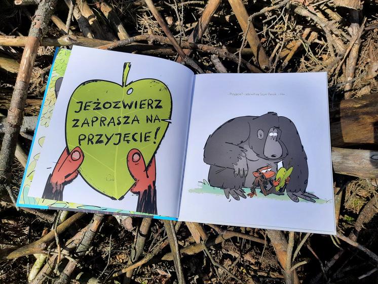 Szym Pansik ma własne zdanie, Papilon, otymze.pl