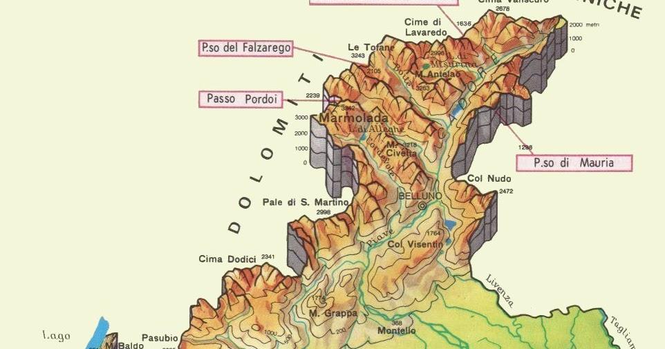 Cartina Politica Regione Veneto.The Blog School Maser2 Carta D Identita Della Regione Veneto