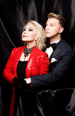 Η Μαρινέλλα και ο Τάκης Ζαχαράτος επιστρέφουν στο Θέατρο «Παλλάς» για λίγες ακόμη παραστάσεις!