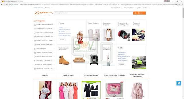 Offer.alibaba.com pop-ups
