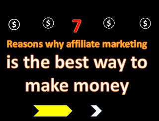 Razones por las que el marketing de afiliación es la mejor manera de ganar dinero