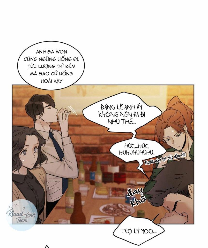 Quái Vật Máu Lạnh Chapter 1 - Trang 8