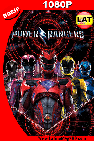 Power Rangers (2017) Latino HD BDRIP 1080P - 2017