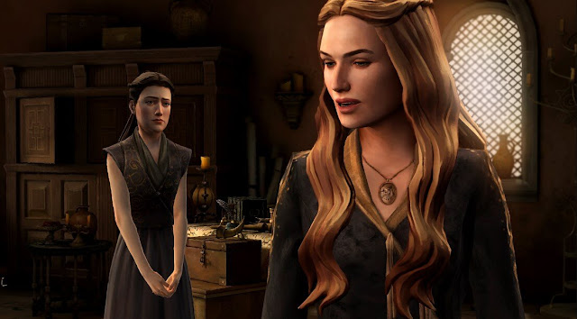 Review Game of Thrones: Grafis yang Memanjakan Gamer