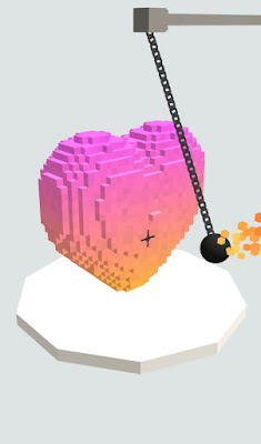 Wrecking Ball is a voxel smashing game for iPhone.