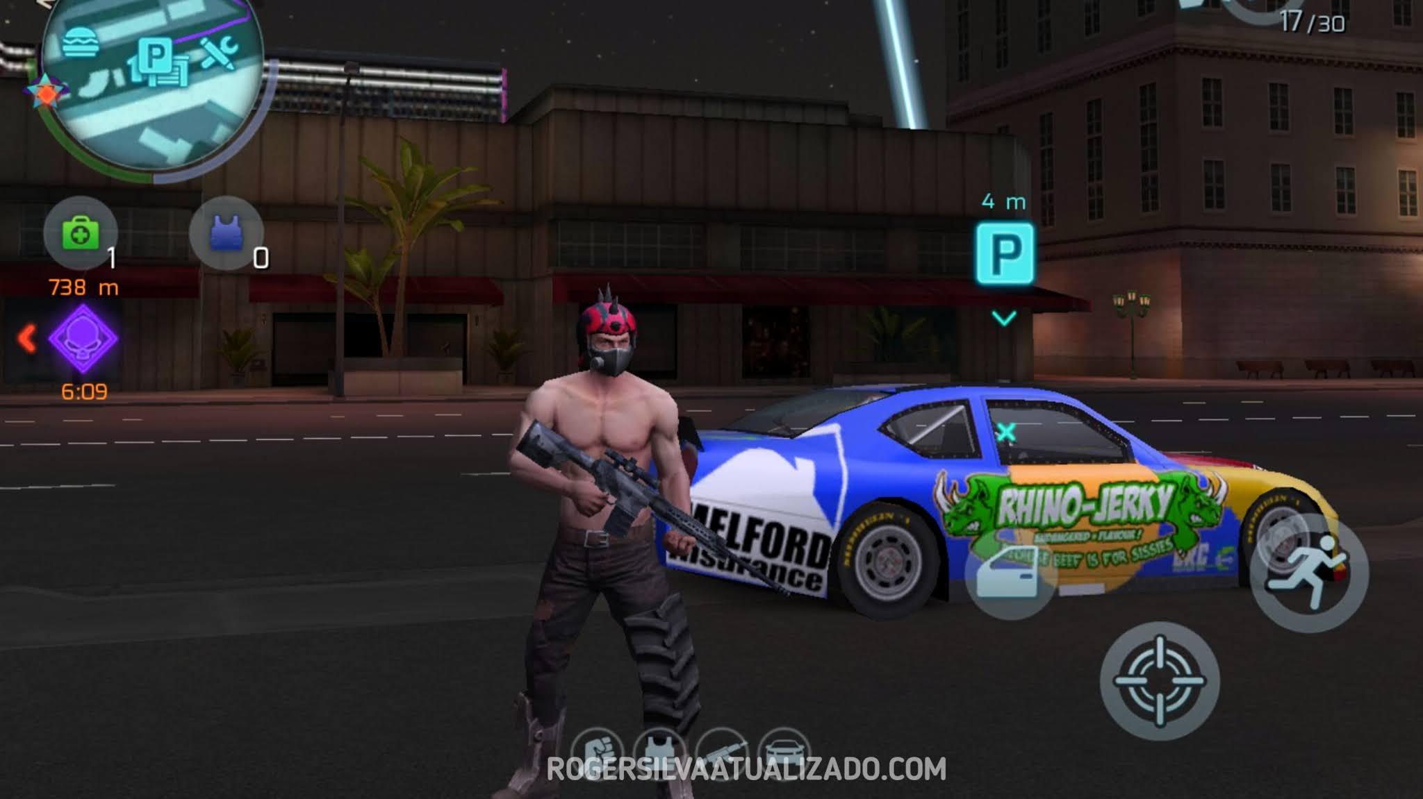 Gangstar Vegas dinheiro ilimitado