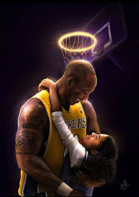 Famous Foot ball player Kobe Bryant hd wallpaper images