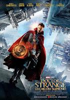 Doctor Strange: Hechicero Supremo Pelicula Poster