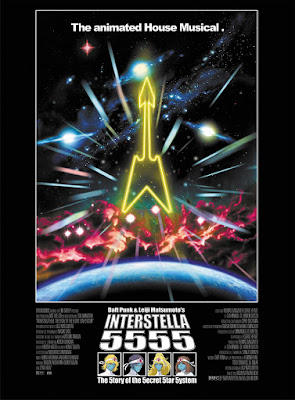 Interstella 5555 (The 5tory of the 5ecret 5tar 5ystem), Daft Punk