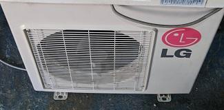 Jual Outdoor AC 3/4 PK Gratis Pemasangan