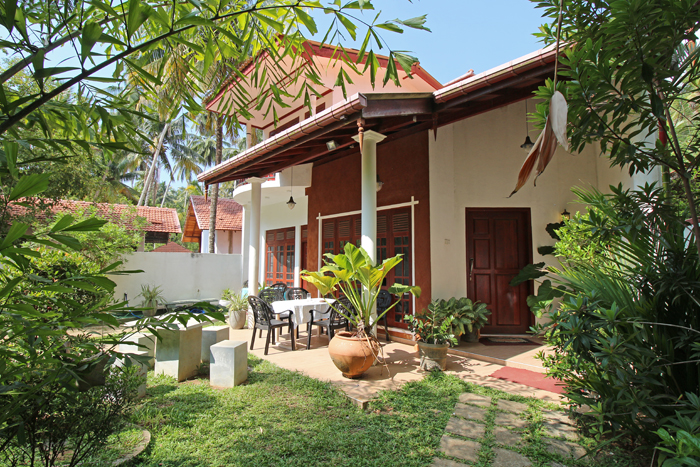 Homestay Villa in Hiriketiya