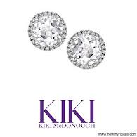 Kate Middleton Style KIKI McDonough Earrings