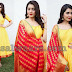 Raashi Khanna in Yellow Silk Salwar