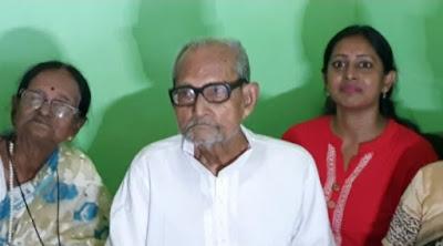 স্বাধীনতা সংগ্রামী 97 বছর বয়সে পেলেন রাষ্ট্রপতি পুরস্কার