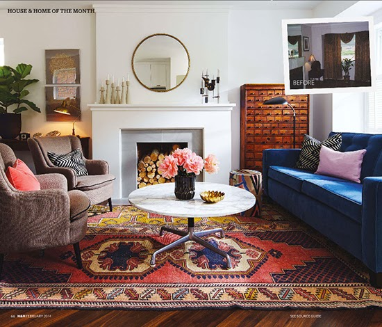 Eclectic Living Room Furniture: Ill Seen, Ill Said: Apartment Update: Rug Shopping
