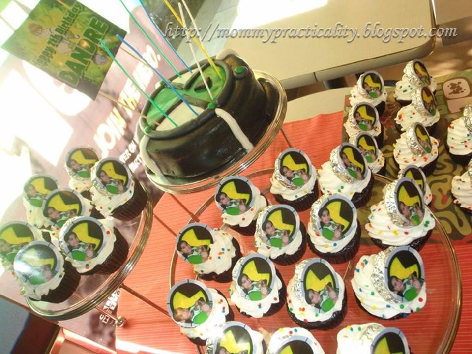 Ben 10 Themed Chocolate Fondant Cake Made By Delishaes Cakes