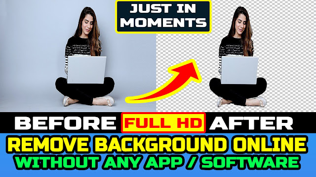 Remove Background Online Convert Any Image to PNG in Full HD Quality  Just in Moments