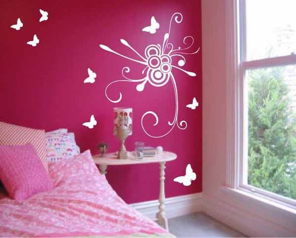 20 Kombinasi Warna Cat Dinding Untuk Kamar Tidur Anak