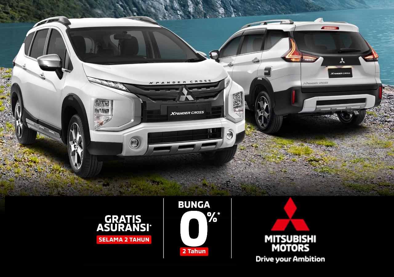 Promo Pebruari Mitsubishi Bintaro
