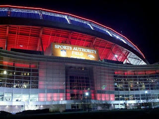 Denver Broncos Luxury Suites For Sale, Mile High Stadium