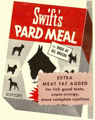 Swift's Pard Meal