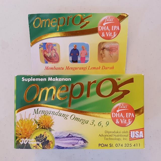 omepros multivitamin
