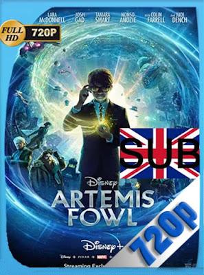 Artemis Fowl: El mundo subterráneo (2020) HD[720P] subtitulada [GoogleDrive] DizonHD